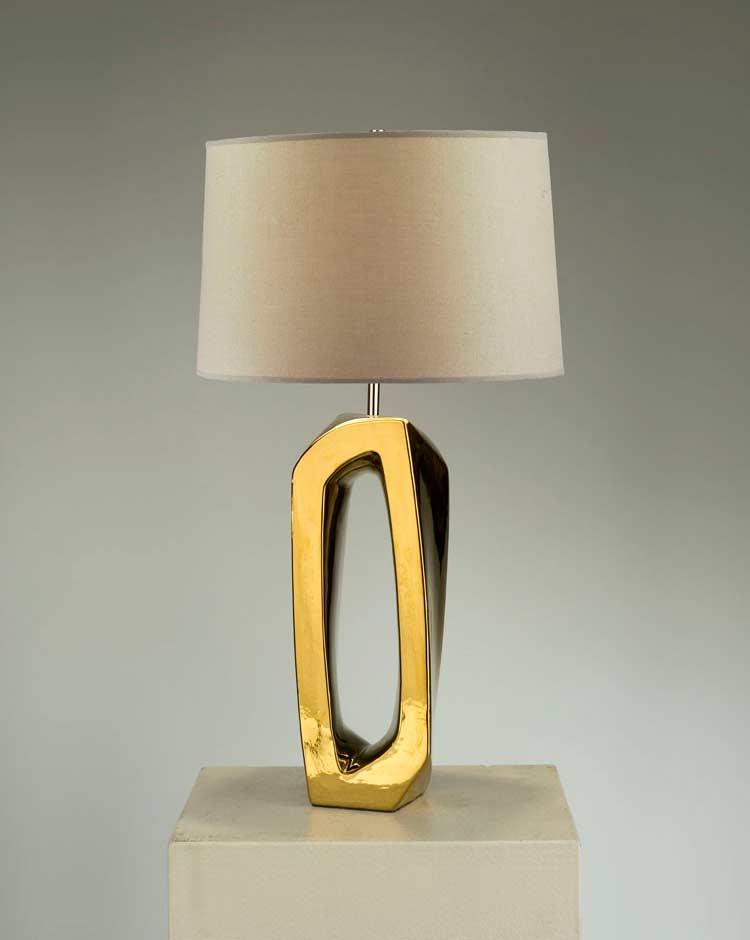 Stylish Ceramic Table Lamp NL109