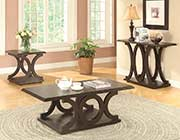 Cappuccino coffee table CO140