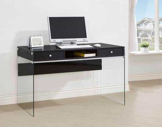 home office furniture desks grey modern desk with