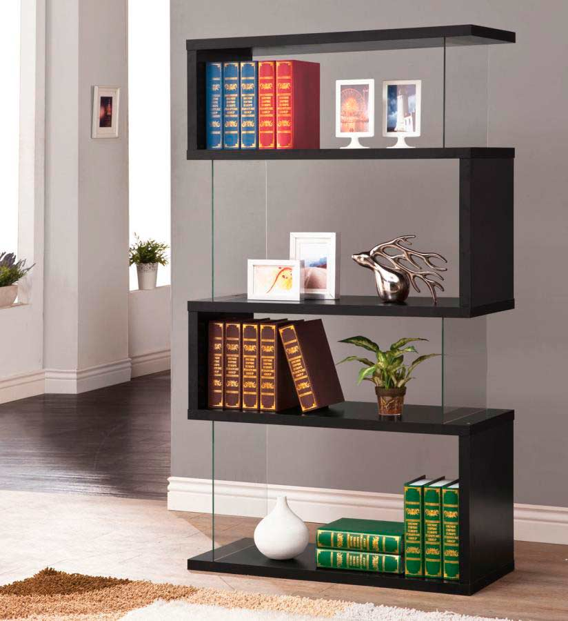 Modern White Bookcase Co 300 Office Bookcases And Shelves