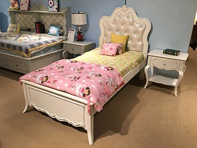 Traditional Kids bed AC Adeline