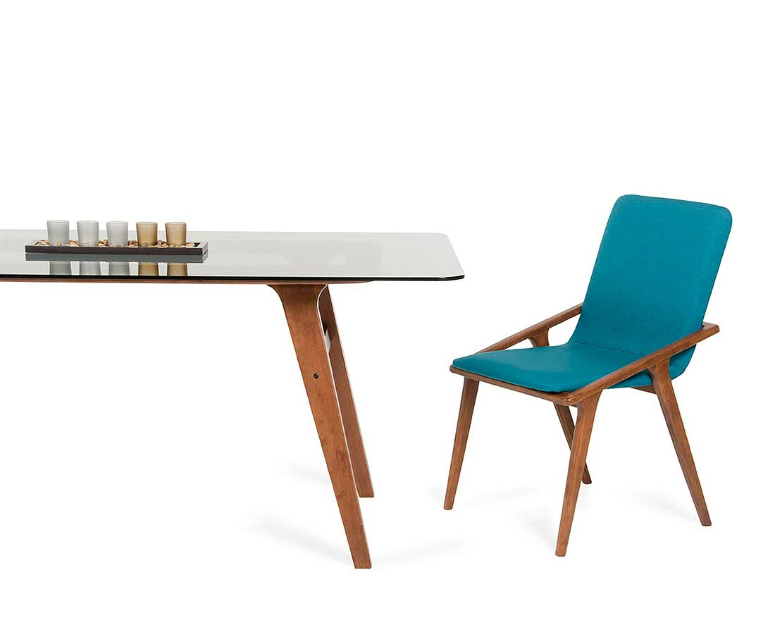 Modern Dining Table Legs Modern Dining Table With