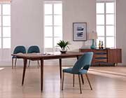 Walnut Dining table VG163