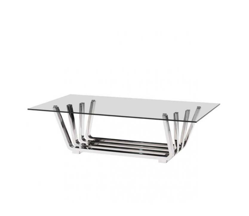 Glass Top Coffee Table Z326