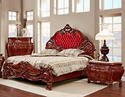 French Provincial Bed collection
