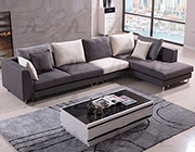 Gray Sectional Sofa AE203