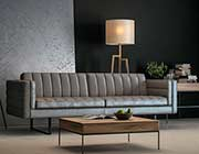 Top Grain Leather Orson Sofa by Moroni