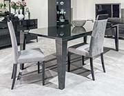 Dark Grey Dining Table AE 01