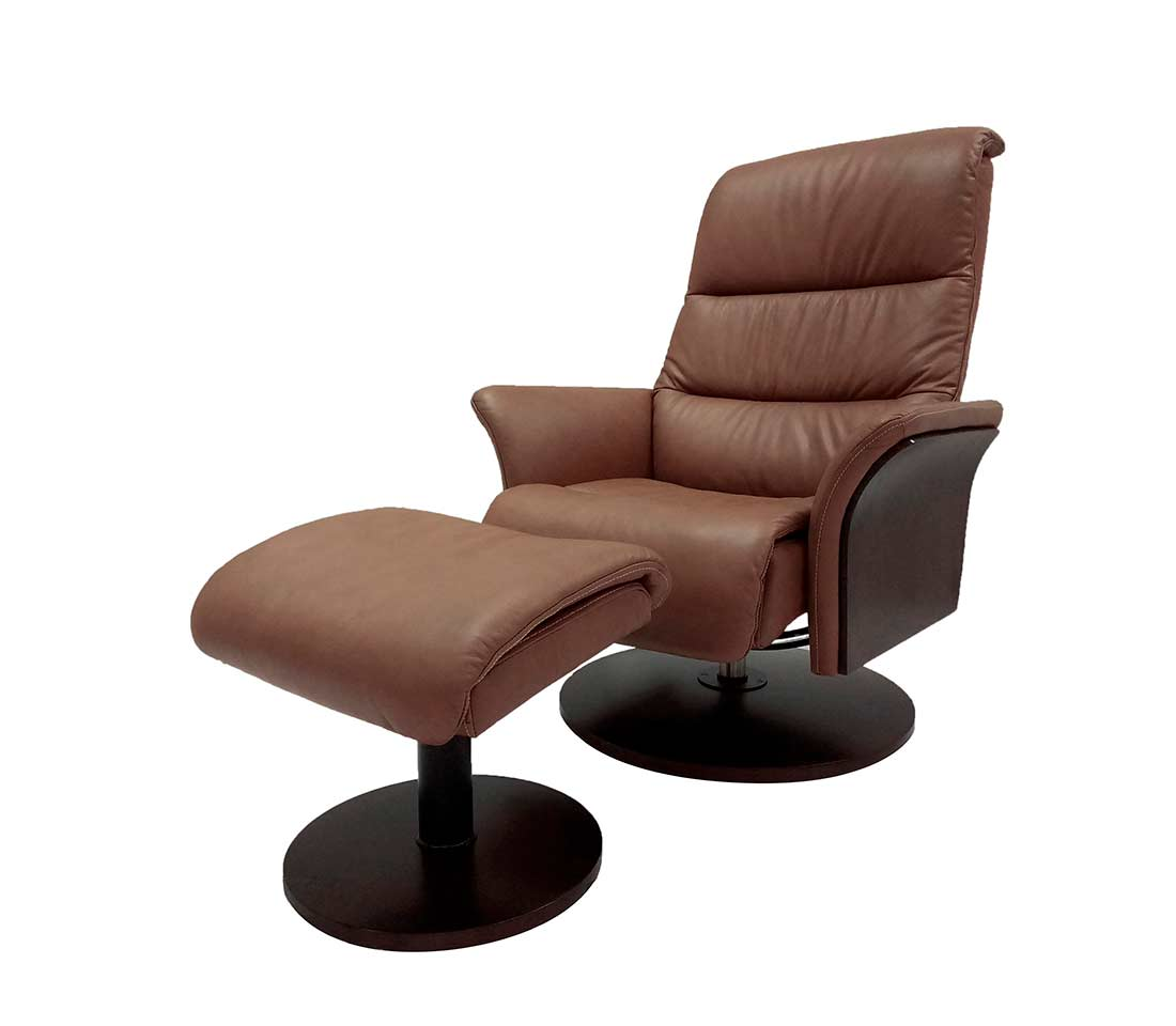 Top Grain Leather Recliner Chair Np 101 Recliners