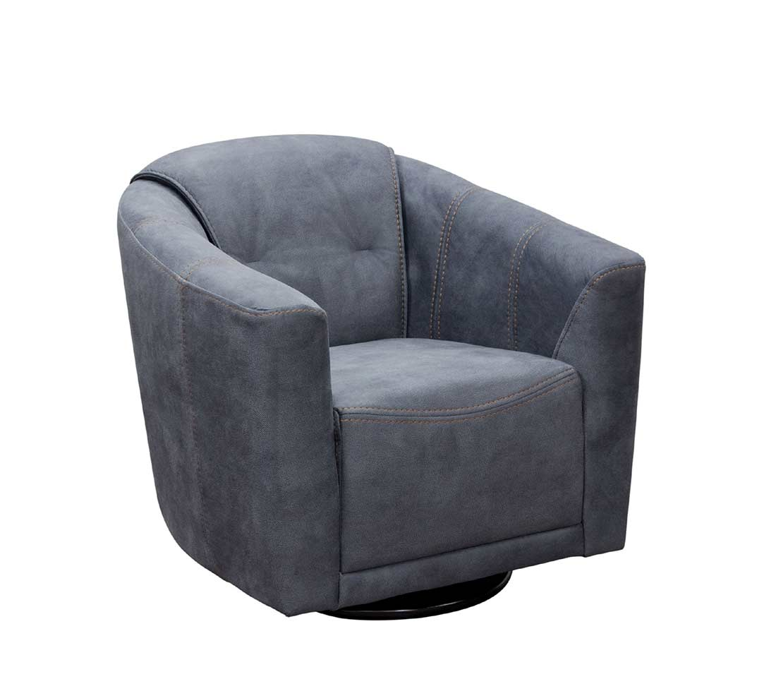 Swivel Accent Chair Ds Millard Accent Seating