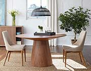 Walnut Dining Table Estyle 386