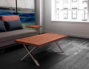 Walnut Veneer Coffee table Z087