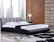 Modern Platform Bed Tufted AE55