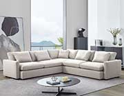 Reversible Sectional sofa DS Albertine