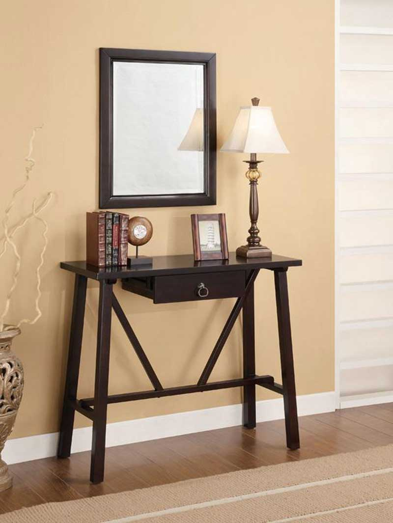 Entrance Mirrors And Tables Transitional Style Hgtv