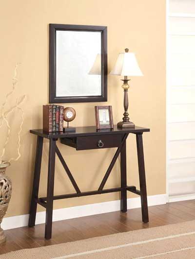 Foyer Key Table : First impressions decorating your hallway or foyer