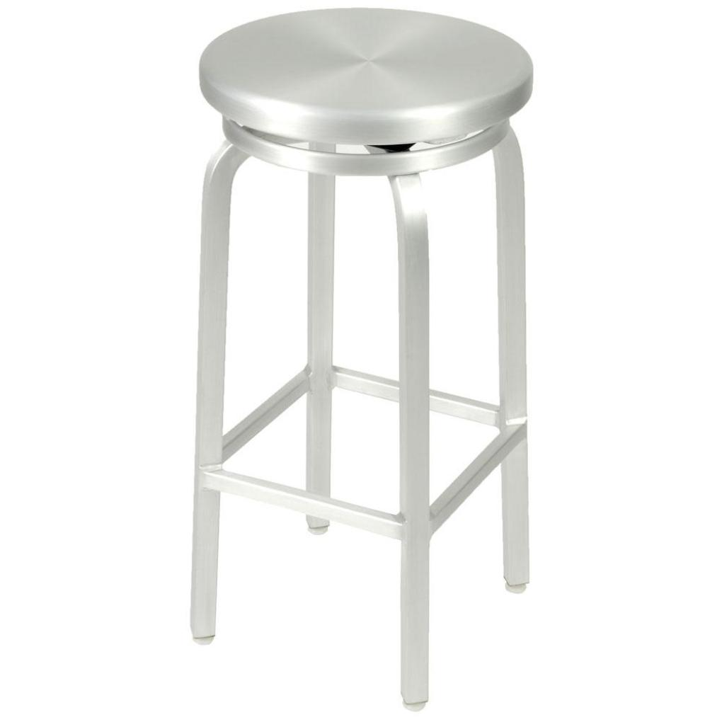 Miller Bar Stool-Aluminum  sc 1 st  Avetex Furniture : aluminum bar stools swivel - islam-shia.org