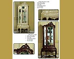 Victorian Dining Room Set 01