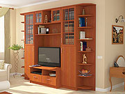 Modern Modular Wall Unit Michigan