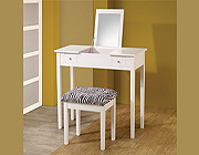 White Vanity Set CO 285