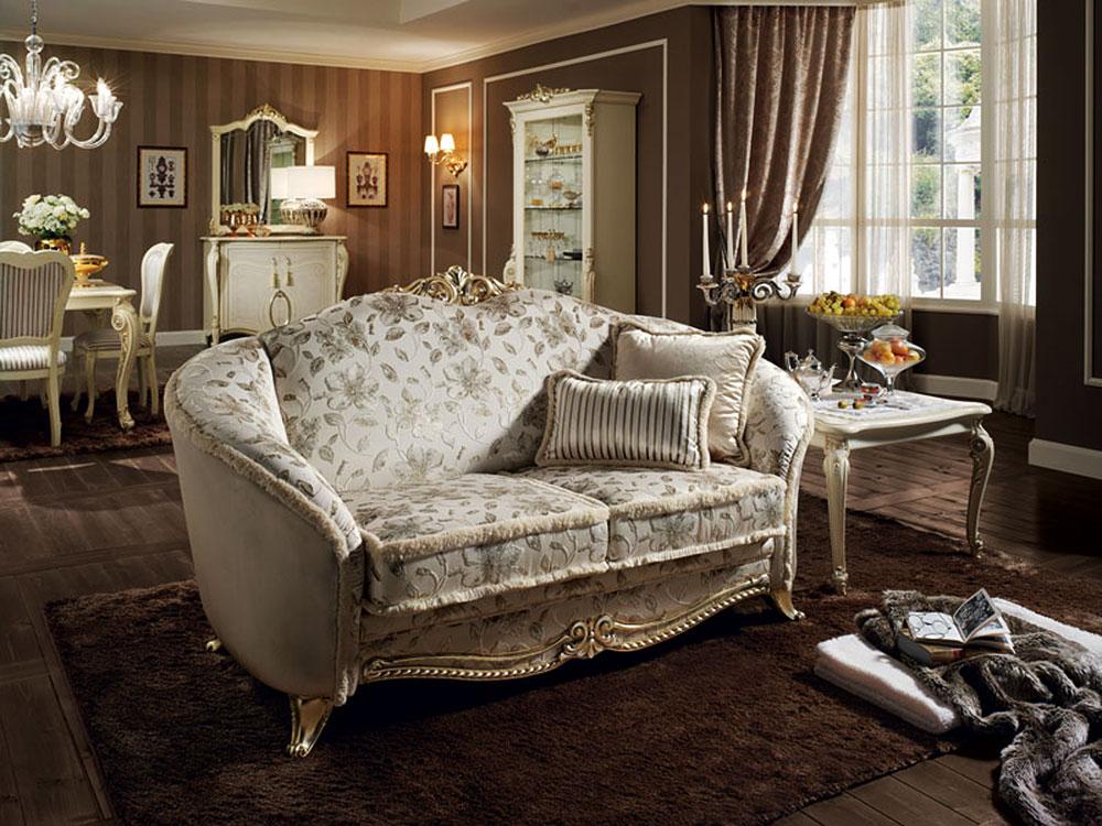 tiziano 2 seat sofa by arredo company arredo classic sofas