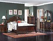 Adel Traditional Poster Bed HE 243
