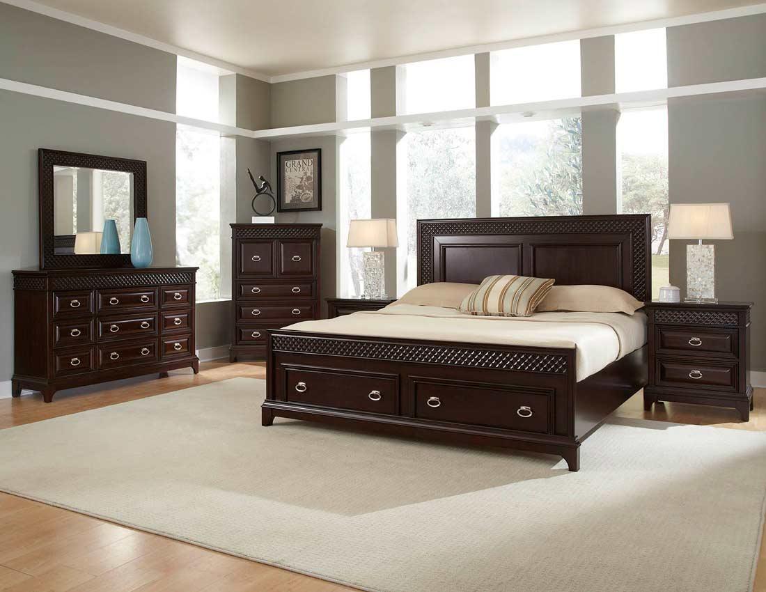 Modern Bed Collection Nj Severo Modern Bedroom Furniture