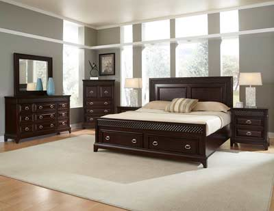 Modern Bed Collection NJ Severo