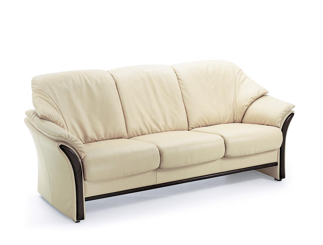 Fjords Alfa Low Back sofa by Hjellegjerde