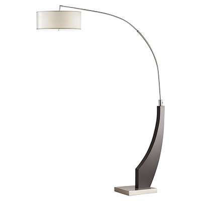 Modern Arc Floor Lamp Wave NL396
