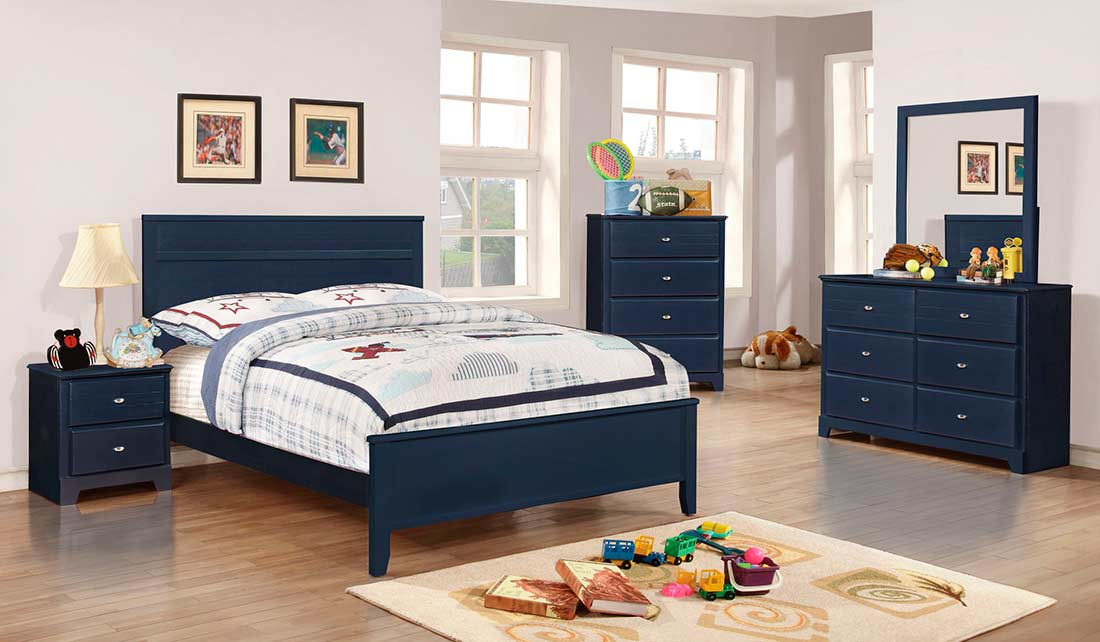 urban transitional kids bed kids bedroom