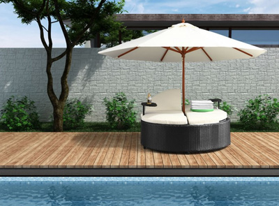 Modern Outdoor Collection ZU91