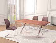 Walnut Dining Table Z086