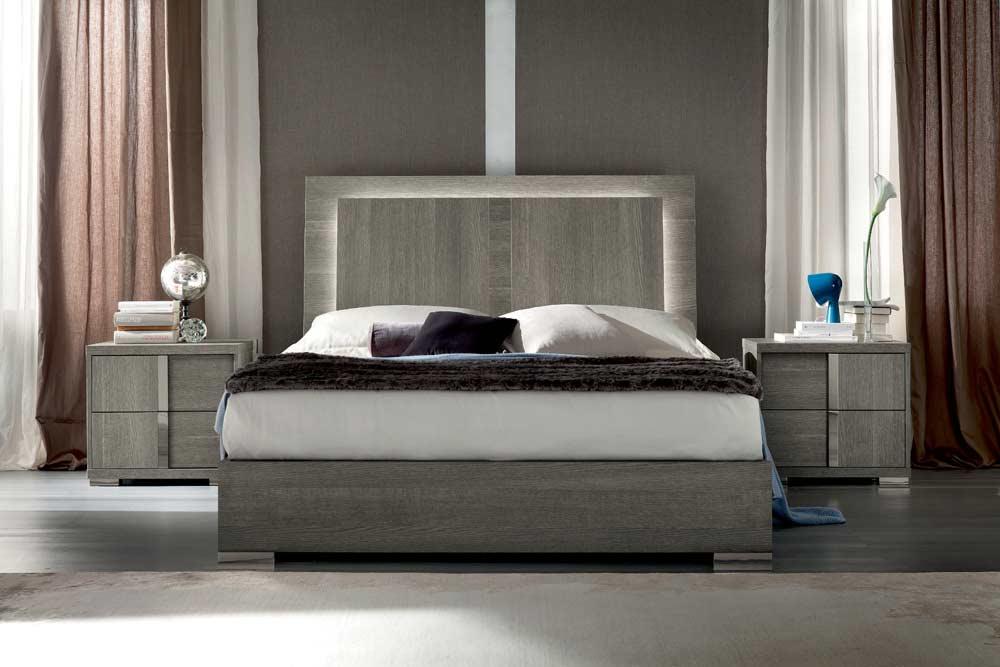 Tivoli Bedroom With Led Lights By Alf Furniture Alf