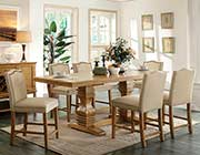 Transitional Dining table CO 711