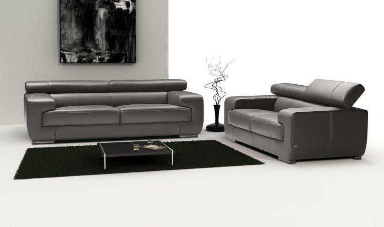 ... Grace Italian Leather Sectional Sofa By Nicoletti ...