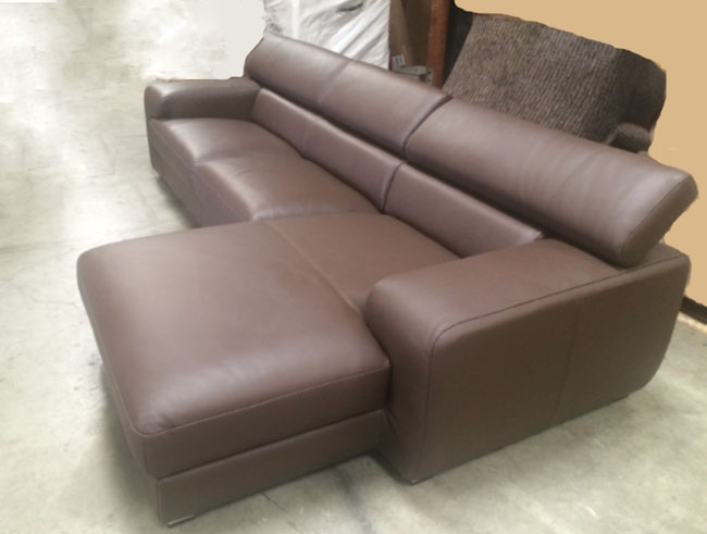Prime Grace Italian Leather Sectional Sofa By Nicoletti Leather Ncnpc Chair Design For Home Ncnpcorg
