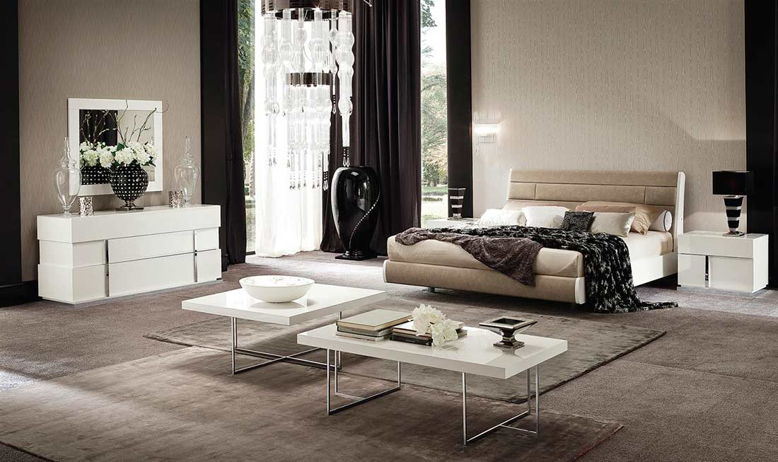 Italian Ecoleather Canova Bedroom By Alf Furniture Alf Bedroom Furniture