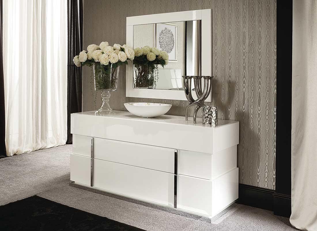 High White Gloss Bedroom Furniturerinypiccom
