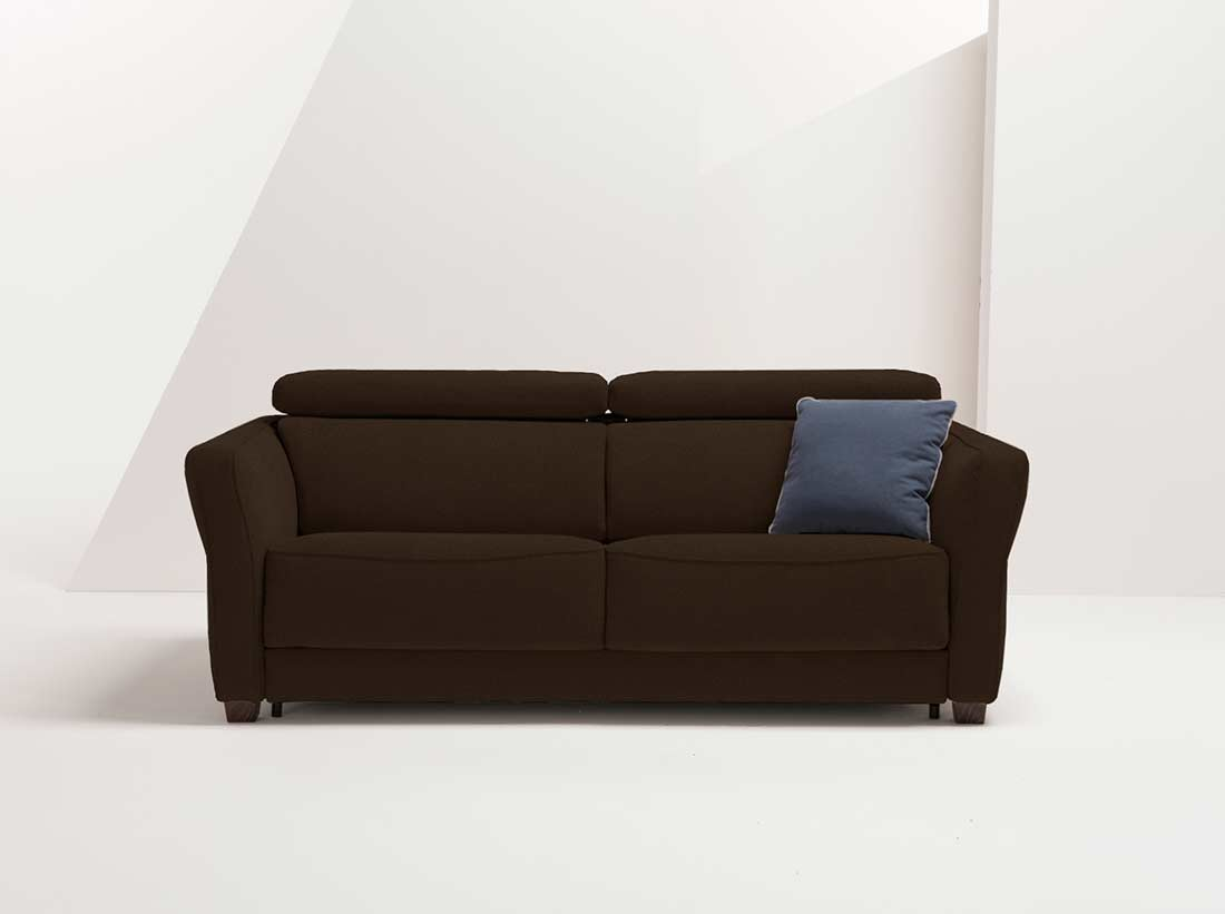 Verona Light Grey Sleeper Sofa By Pezzan Sofa Beds