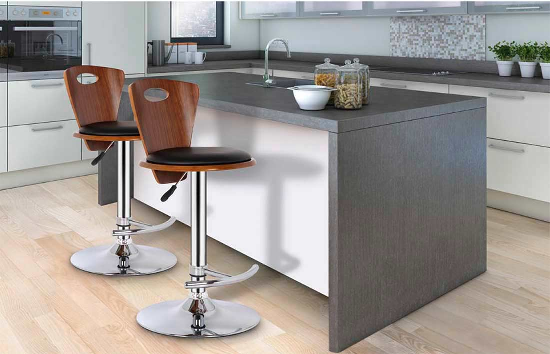 Air Lift Swivel Bar Stool Arl Seona Bar Stools