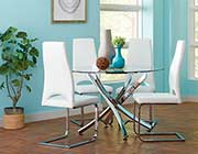 Tempered Glass Dining Table CO441