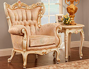 French Provincial Chair 6191