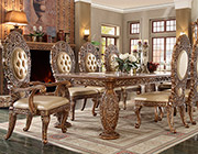 Traditional Dining Table HD018