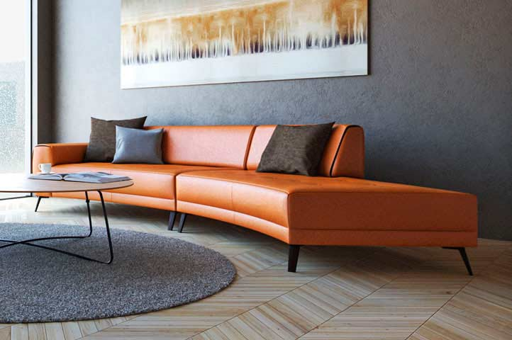 Casablanca Sofa Sectional By Moroni
