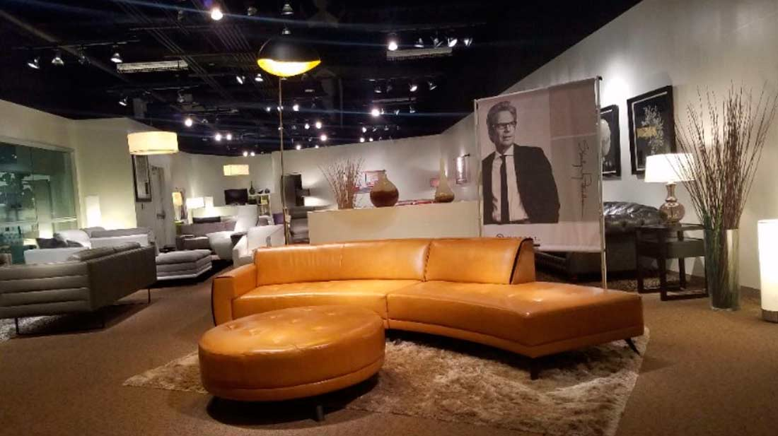 ... Casablanca Sofa Sectional By Moroni ...
