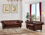 Full Leather Sofa EF 882