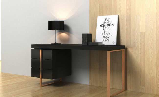 Solid Wood Walnut Desk Bm 910 Desks