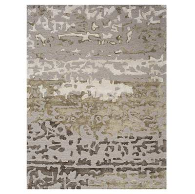 Contemporary Wool Rug FR 513