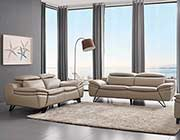 Sofa in Light Grey EF 73